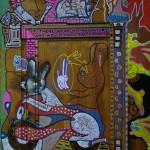 Doors Story: Innovators Page (24 x 37 inch)